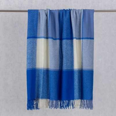 Pled Zelandia 140x200cm blue check