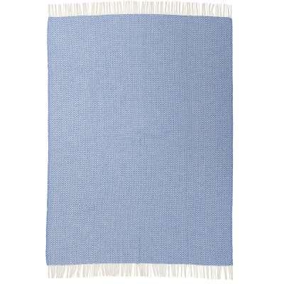 Pled Zelandia 140x200cm light blue
