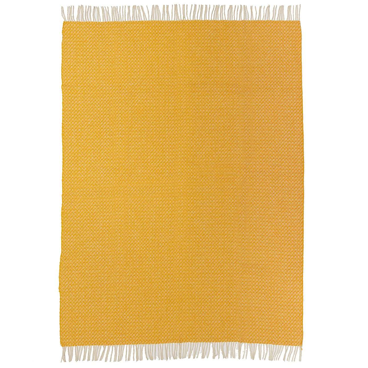 Deka Zelandia 130x190 cm žltá