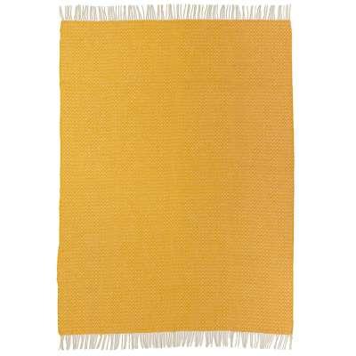 Pled Zelandia 140x200 chevron yellow