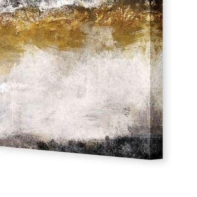 Obraz na płótnie Black&Gold Impression