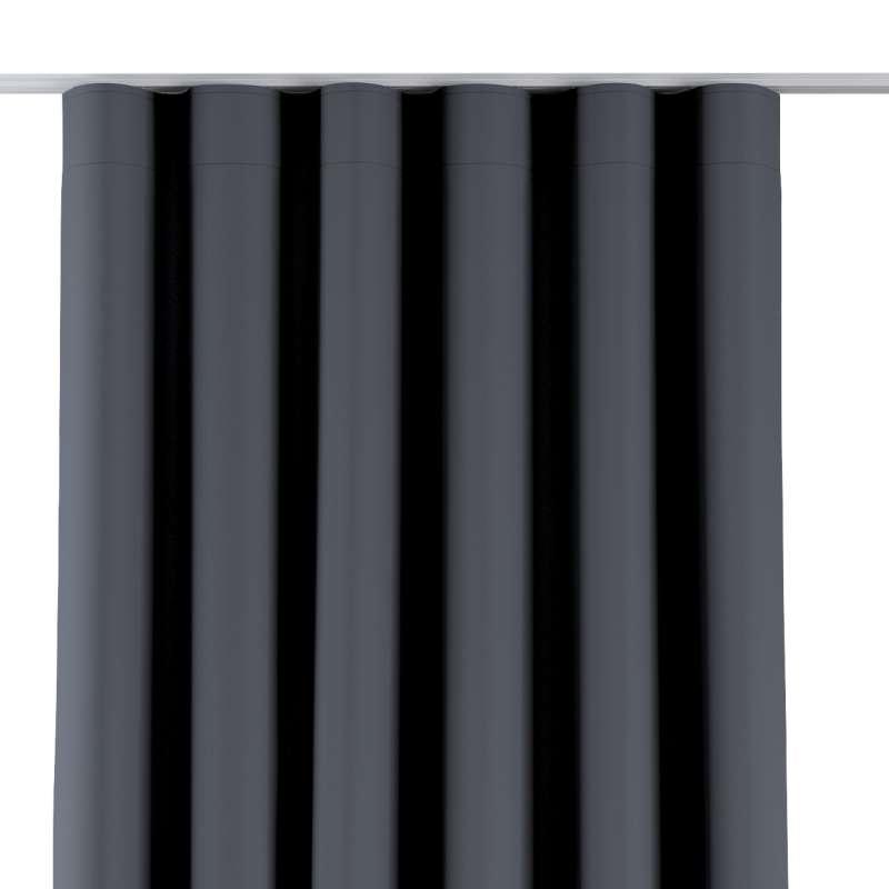 Zaves s riasením WAVE V kolekcii Blackout - zatemňujúca, tkanina: 269-76