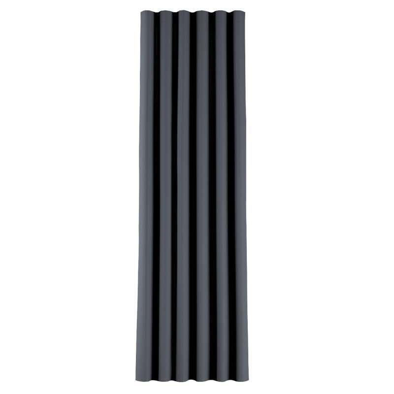 Zasłona na taśmie wave w kolekcji Blackout - zaciemniające, tkanina: 269-76