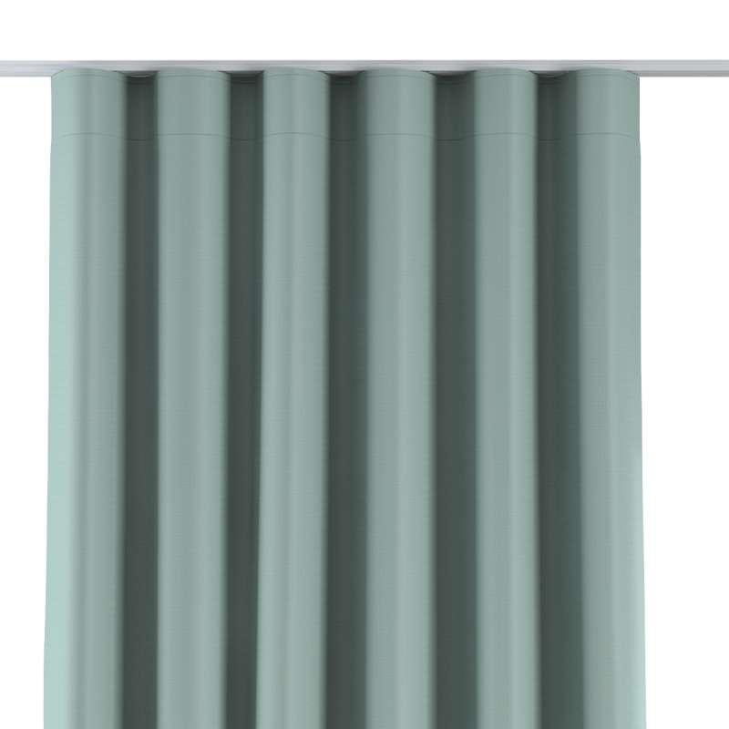 Zaves s riasením WAVE V kolekcii Blackout - zatemňujúca, tkanina: 269-61