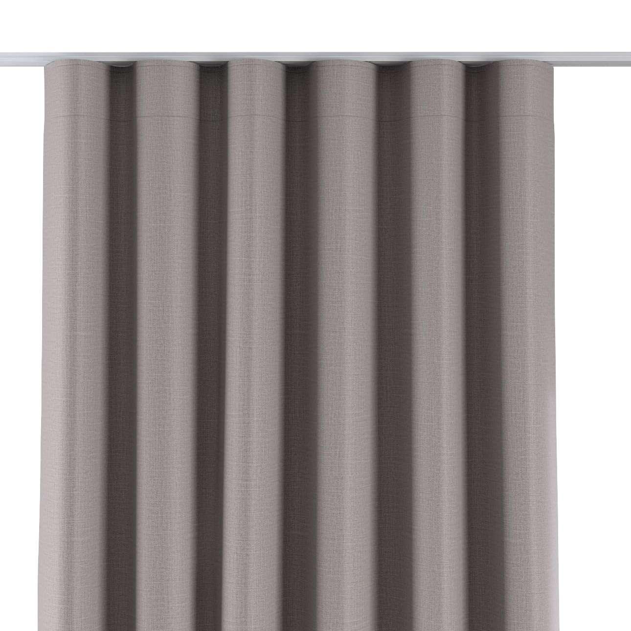 Zaves s riasením WAVE V kolekcii Blackout - zatemňujúca, tkanina: 269-64
