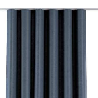 Wave Curtain 269-67 dark blue Collection Blackout