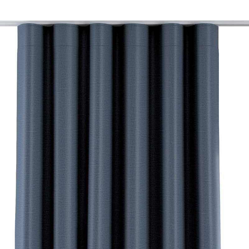 Zaves s riasením WAVE V kolekcii Blackout - zatemňujúca, tkanina: 269-67
