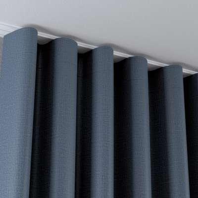 Zasłona na taśmie wave w kolekcji Blackout - zaciemniające, tkanina: 269-67