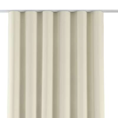 Wave Curtain 704-10 creamy white Collection Velvet