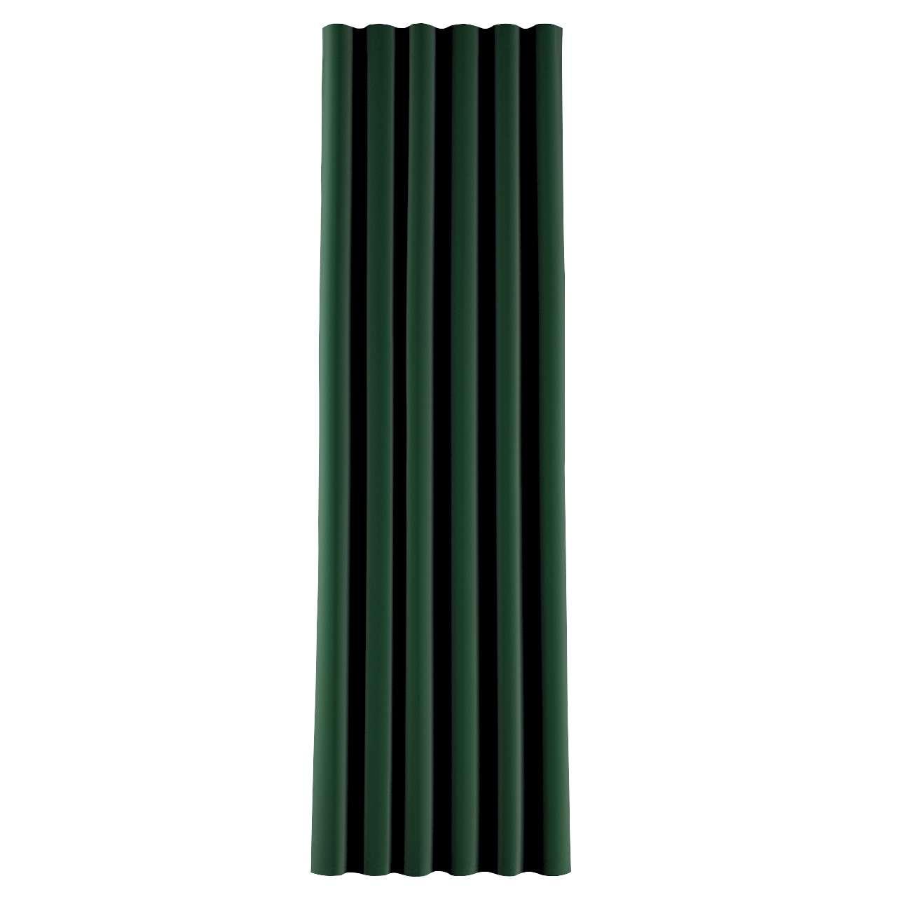 Zasłona na taśmie wave w kolekcji Velvet, tkanina: 704-13