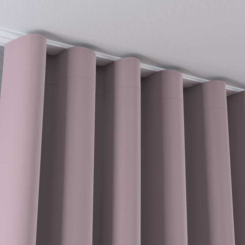 Wellenvorhang von der Kollektion Velvet, Stoff: 704-14