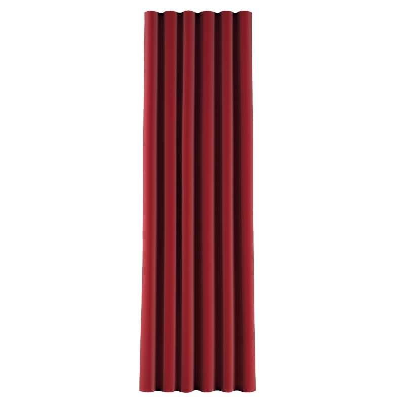 Zasłona na taśmie wave w kolekcji Velvet, tkanina: 704-15