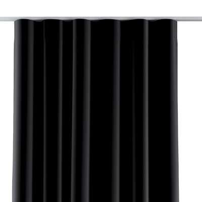 Golfgordijn 704-17 zwart Collectie Velvet