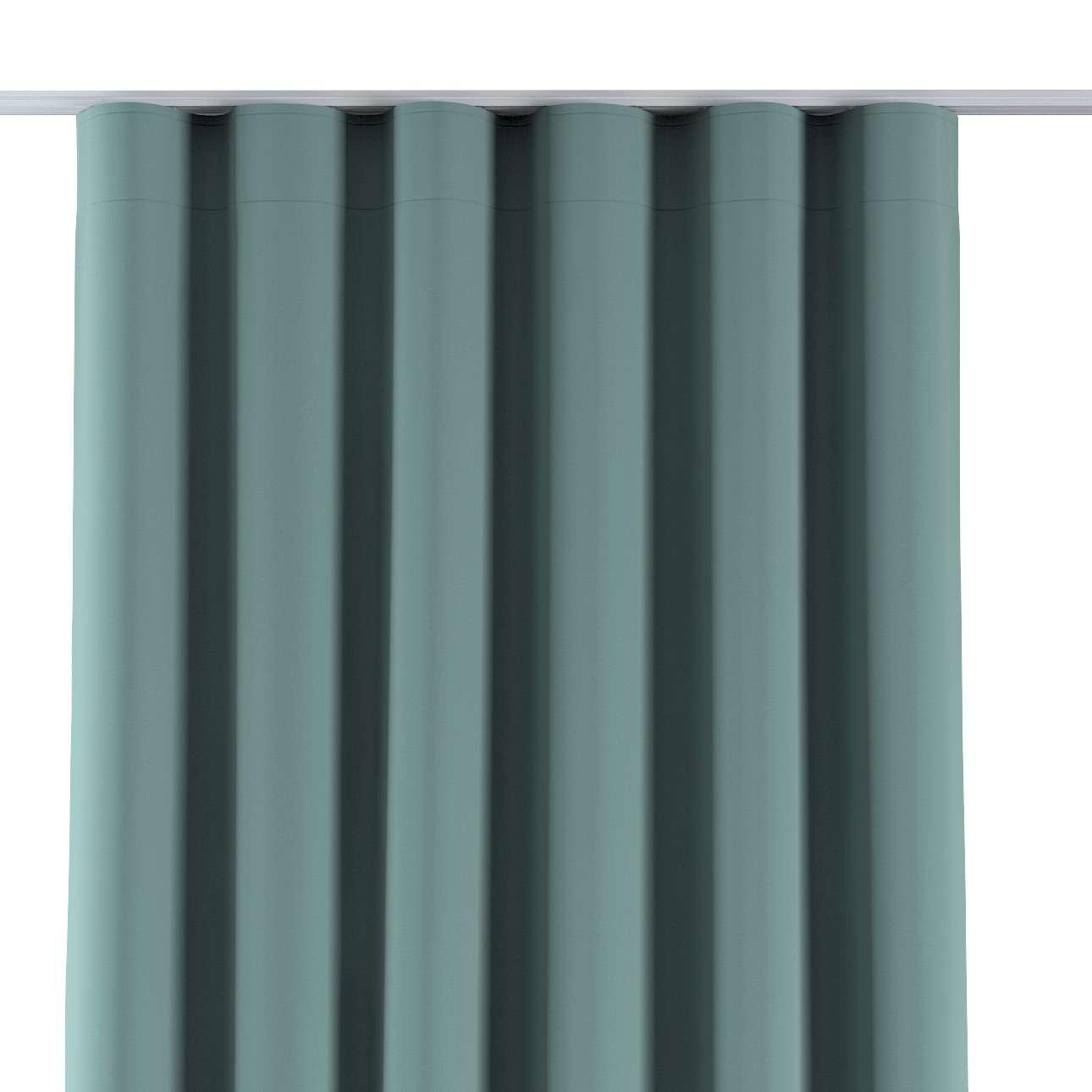 Zaves s riasením WAVE V kolekcii Velvet, tkanina: 704-18