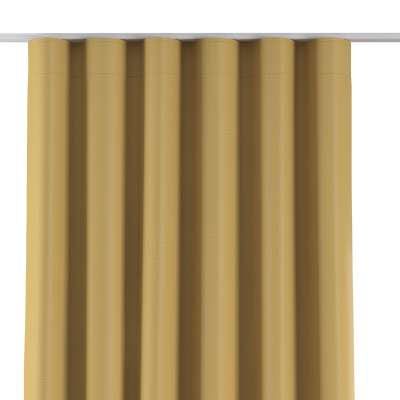 Wave Curtain 269-68 muted yellow Collection Blackout