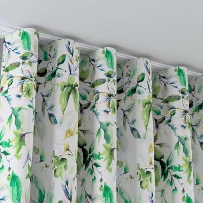 Zasłona na taśmie wave w kolekcji Velvet, tkanina: 704-20