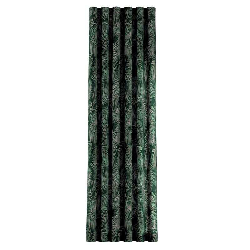 Zaves s riasením WAVE V kolekcii Velvet, tkanina: 704-21