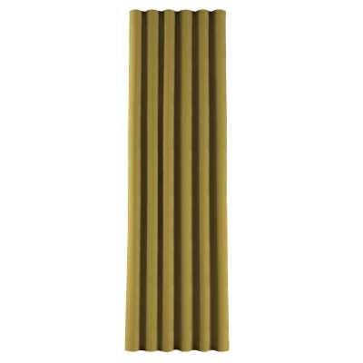 Gardin med wavebånd fra kolleksjonen Velvet, Stoffets bredde: 704-27