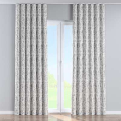 Wave Curtain 704-49 gray-white Collection Velvet