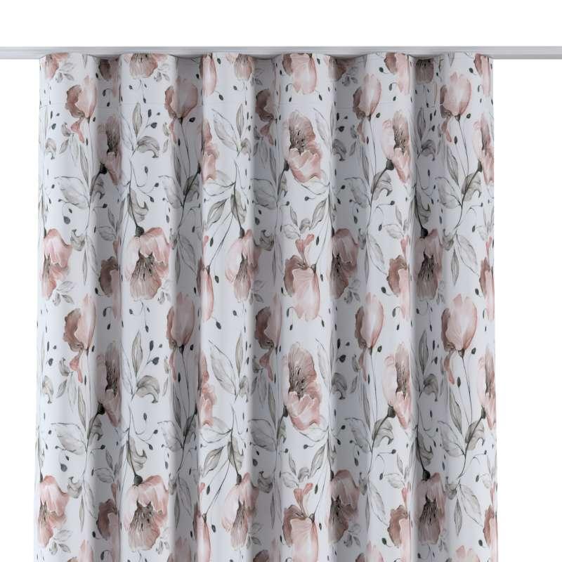 Zaves s riasením WAVE V kolekcii Velvet, tkanina: 704-50