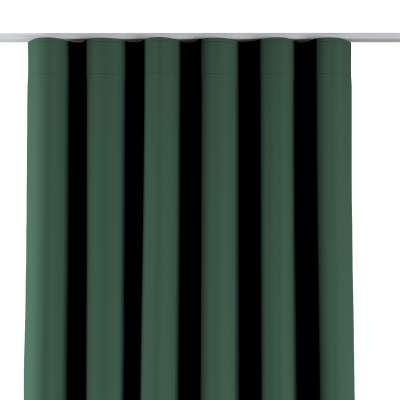 Wellenvorhang 269-18 grün Kollektion Blackout (verdunkelnd)