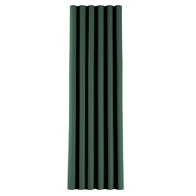 Zasłona na taśmie wave w kolekcji Blackout - zaciemniające, tkanina: 269-18