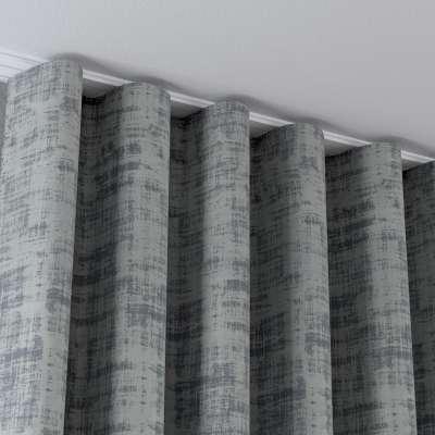 Zaves s riasením WAVE V kolekcii Velvet, tkanina: 704-32