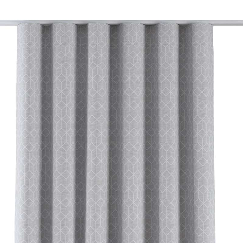 Zaves s riasením WAVE V kolekcii Sunny, tkanina: 143-50