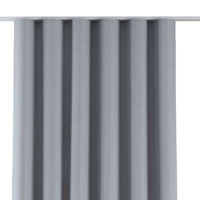 Závěs na řasící pásce wave 269-06 světle šedá  Kolekce Blackout 280