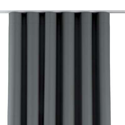 Závěs na řasící pásce wave 269-07 tmavošedá  Kolekce Blackout 280