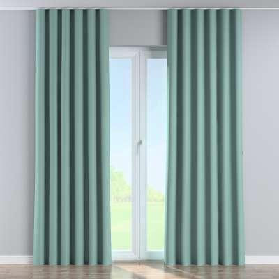 Wave Curtain 269-09 mint Collection Blackout 280 cm