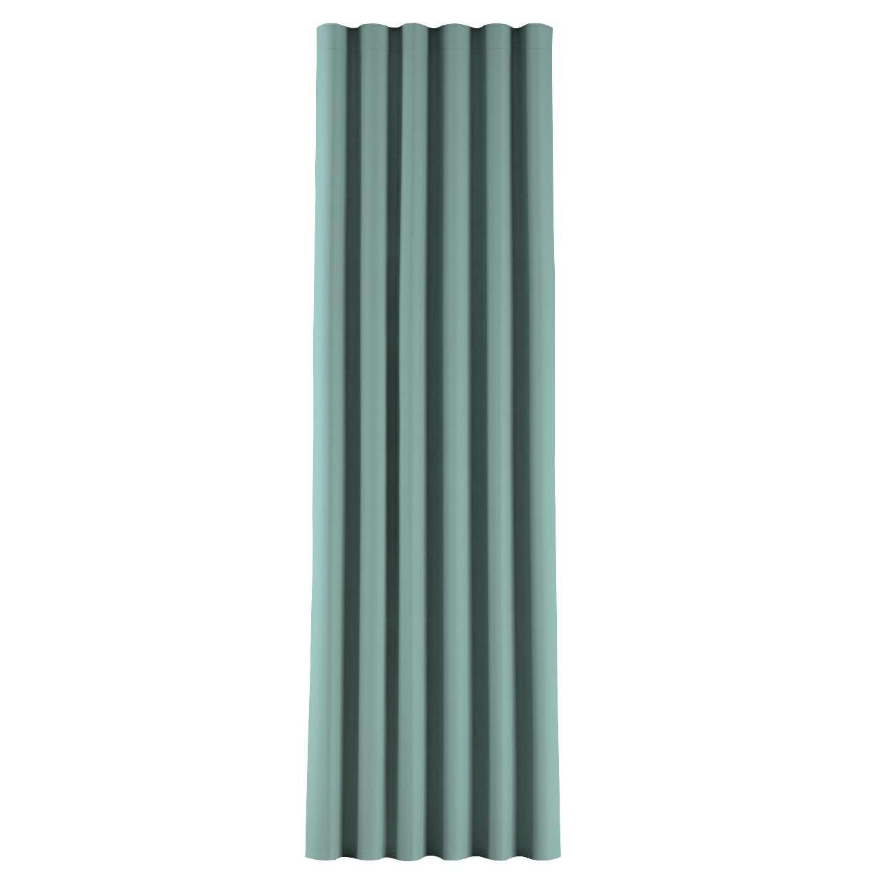 Zaves s riasením WAVE V kolekcii Blackout 280 cm, tkanina: 269-09
