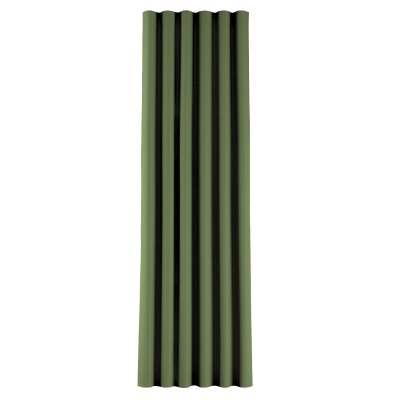 Zasłona na taśmie wave w kolekcji Blackout 280cm, tkanina: 269-15