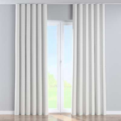 Wave Curtain 143-51 pattern of cubes on a white background Collection Christmas