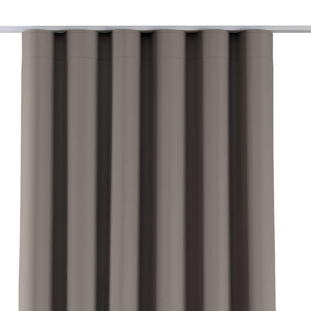 Zaves s riasením WAVE V kolekcii Blackout - zatemňujúca, tkanina: 269-81