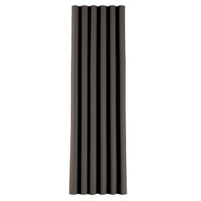 Zasłona na taśmie wave w kolekcji Blackout - zaciemniające, tkanina: 269-80