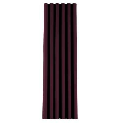 Zasłona na taśmie wave w kolekcji Blackout - zaciemniające, tkanina: 269-53