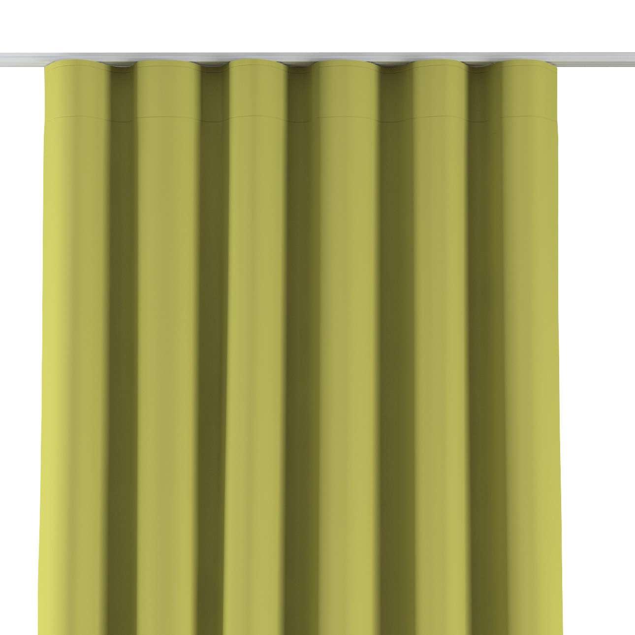 Zaves s riasením WAVE V kolekcii Blackout - zatemňujúca, tkanina: 269-17