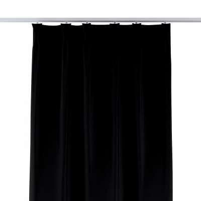 Curtian with pinch pleat 269-99 black Collection Blackout
