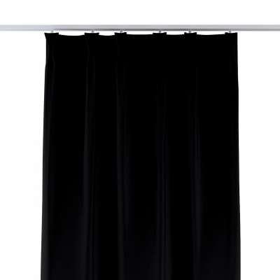 Zasłona na haczykach flex w kolekcji Blackout - zaciemniające, tkanina: 269-99