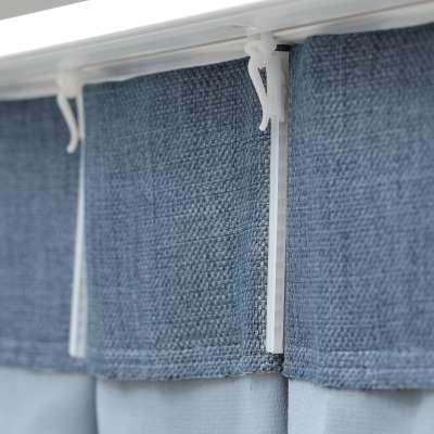 Zasłona na haczykach flex w kolekcji Blackout - zaciemniające, tkanina: 269-60