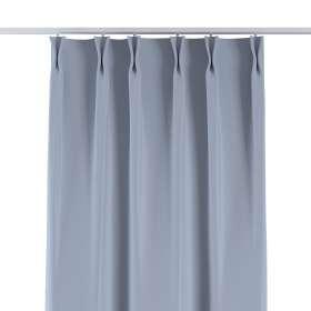Vorhang mit flämischen Falten