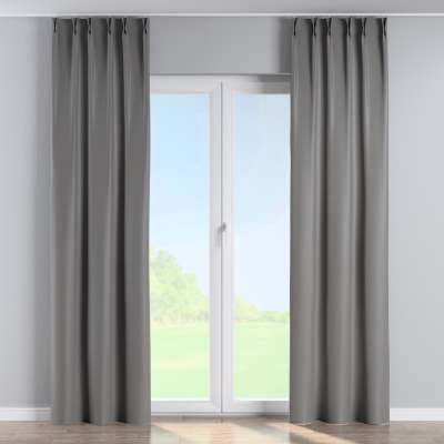 Curtian with pinch pleat 269-63 graphite grey Collection Blackout