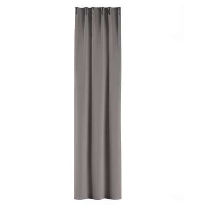 Zasłona na haczykach flex w kolekcji Velvet, tkanina: 704-11