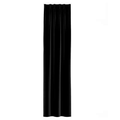 Gordijn met vlaamse plooi van de collectie Velvet, Stof: 704-17