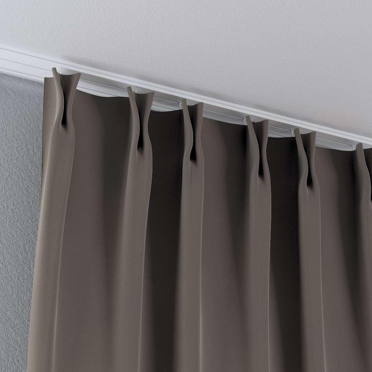 Záves so systémom FLEX V kolekcii Velvet, tkanina: 704-19
