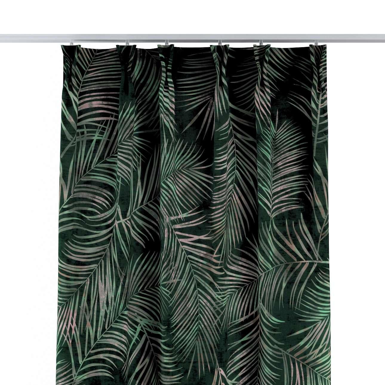 Záves so systémom FLEX V kolekcii Velvet, tkanina: 704-21