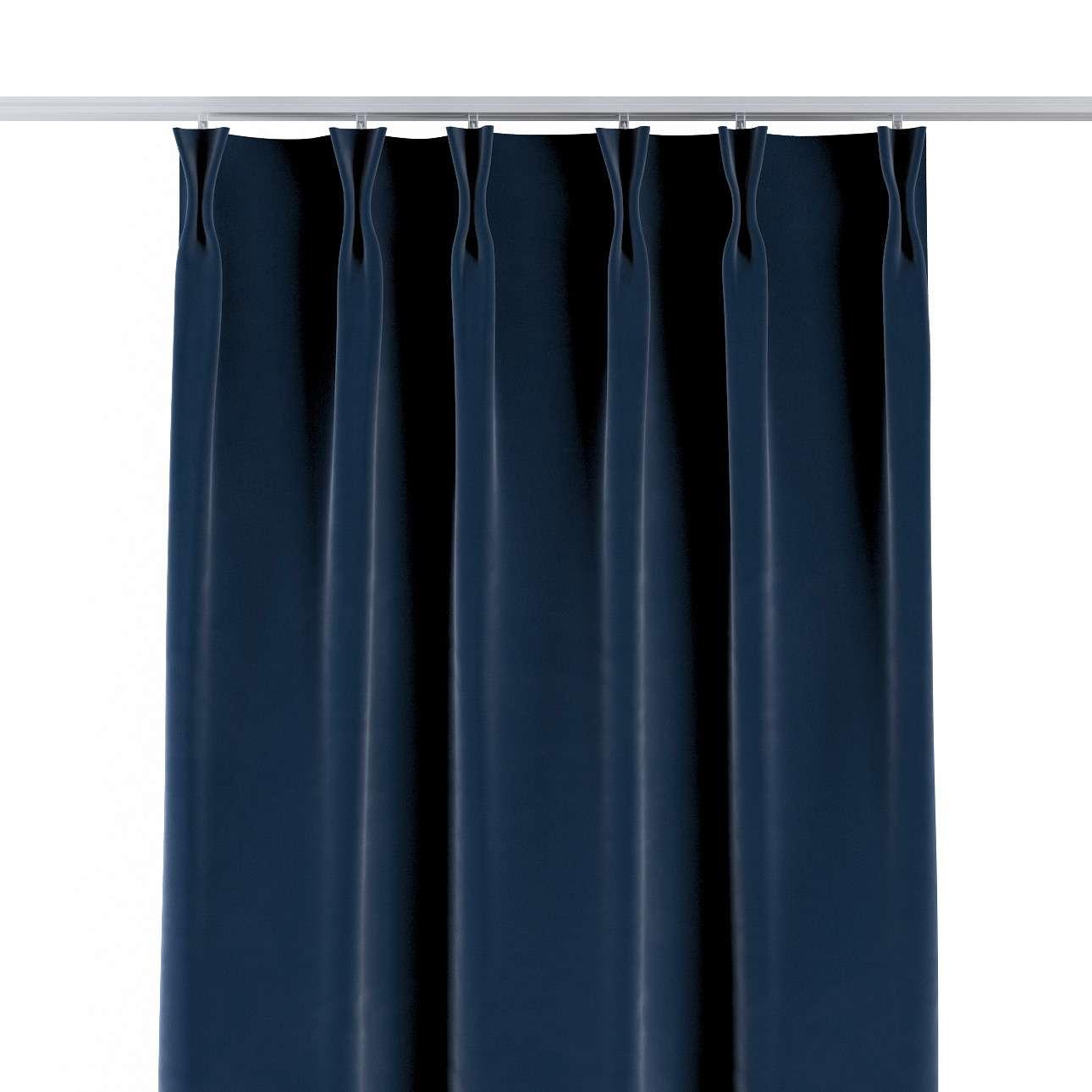 Záves so systémom FLEX V kolekcii Velvet, tkanina: 704-29