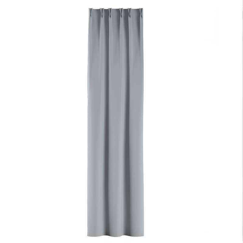 Zasłona na haczykach flex w kolekcji Blackout 280cm, tkanina: 269-06