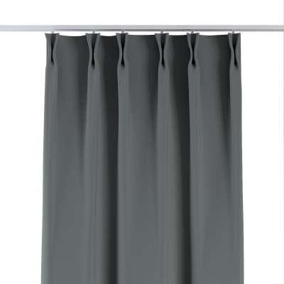 Zasłona na haczykach flex w kolekcji Blackout 280, tkanina: 269-07
